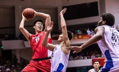 NBL:安徽文一再勝廣西威壯 3:0領先手握總冠軍賽點