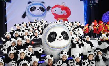 中國文化和奧林匹克精神又一次完美結合——中外專家點評北京冬奧會、冬殘奧會吉祥物