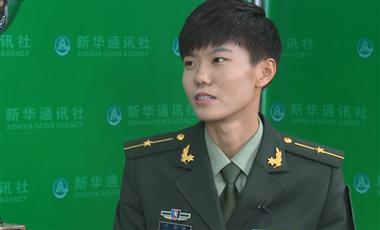 專訪英雄團隊八一軍事五項隊之一:盧嬪嬪