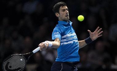 ATP年終總決賽:蒂姆力壓焦科維奇 率先挺進半決賽