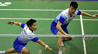 世界羽聯排名:兩對中國混雙組合積分超十萬