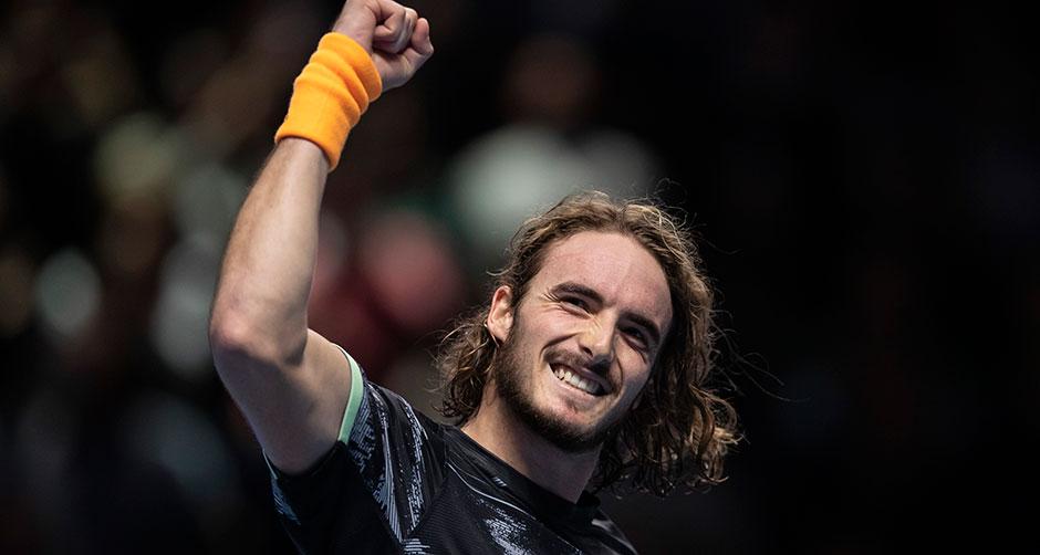 ATP年終總決賽:西西帕斯晉級決賽