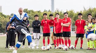 中國足球需要建立體係 梅西仍有機會贏得世界杯——專訪阿根廷球星貝隆