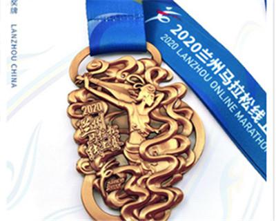 2020蘭州國際馬拉松線上賽開啟報名