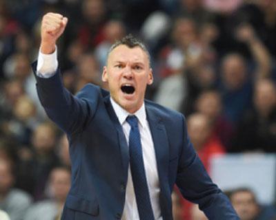 立陶宛男籃俱樂部主教練將執教巴塞羅那隊