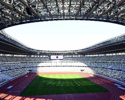 東京奧運會所有場館都已經敲定