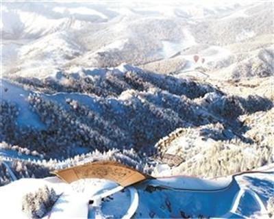 北京冬奧會延慶賽區今年底將全面完工並具備辦賽條件