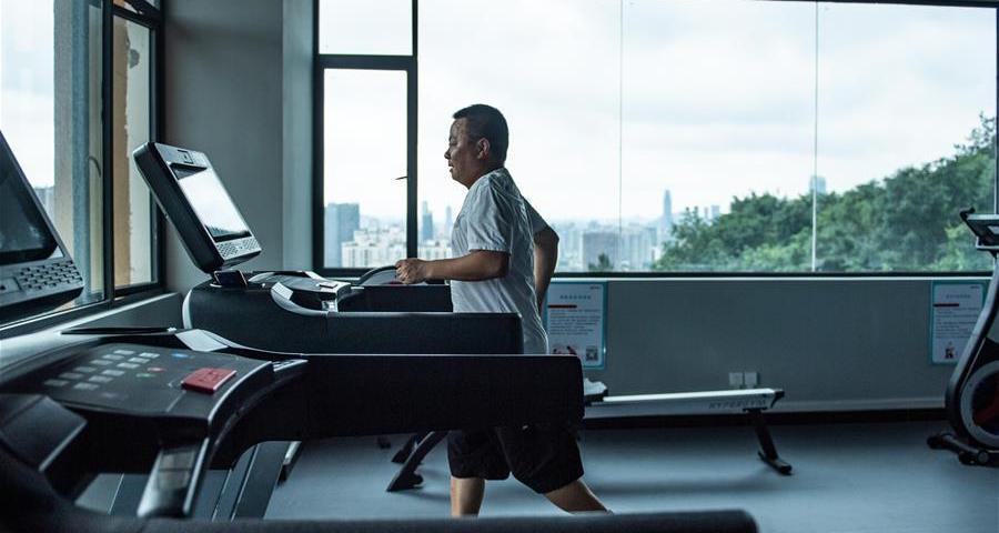 貴州首家24小時智能百姓健身房開放營業