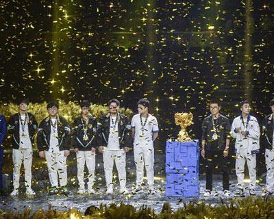 TS驚天逆轉贏得王者榮耀世界冠軍杯總冠軍