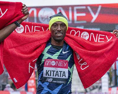 倫敦馬拉松:世界紀錄保持者基普喬格無緣衛冕
