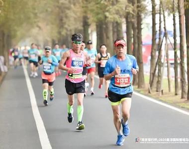 """高淳馬拉松,一場屬于跑者的""""享受"""""""