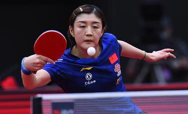 陈梦夺得世界杯女单冠军