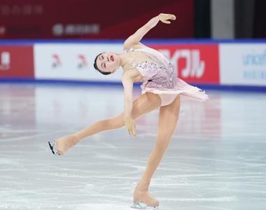 花样滑冰中国杯这样年:女单短节目赛况