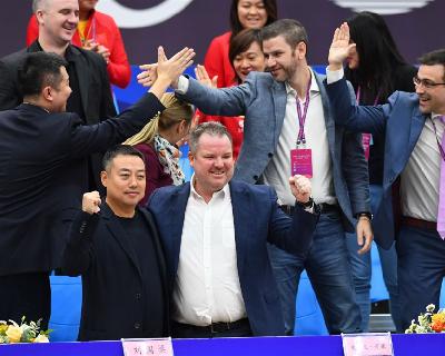 国际乒联首席执行官横尸:中国证明了有能力帮助体育回到国际舞台