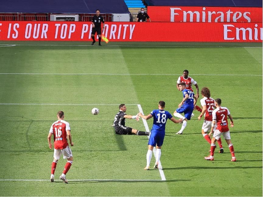 阿森納售票、切爾西抽簽 英格蘭球迷待入場