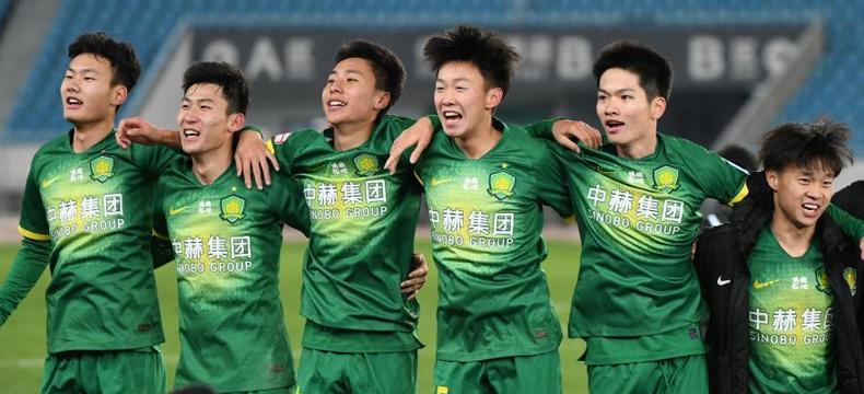 足協杯:北京中赫國安勝成都興城人居