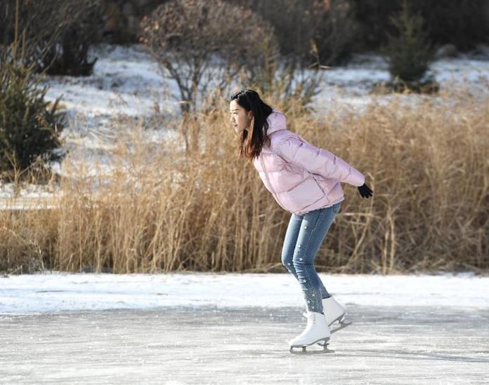 全民健身——樂享冰趣