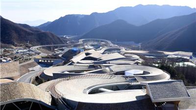 完工率超過95%!北京冬奧會延慶賽區23項配套基礎設施項目竣工
