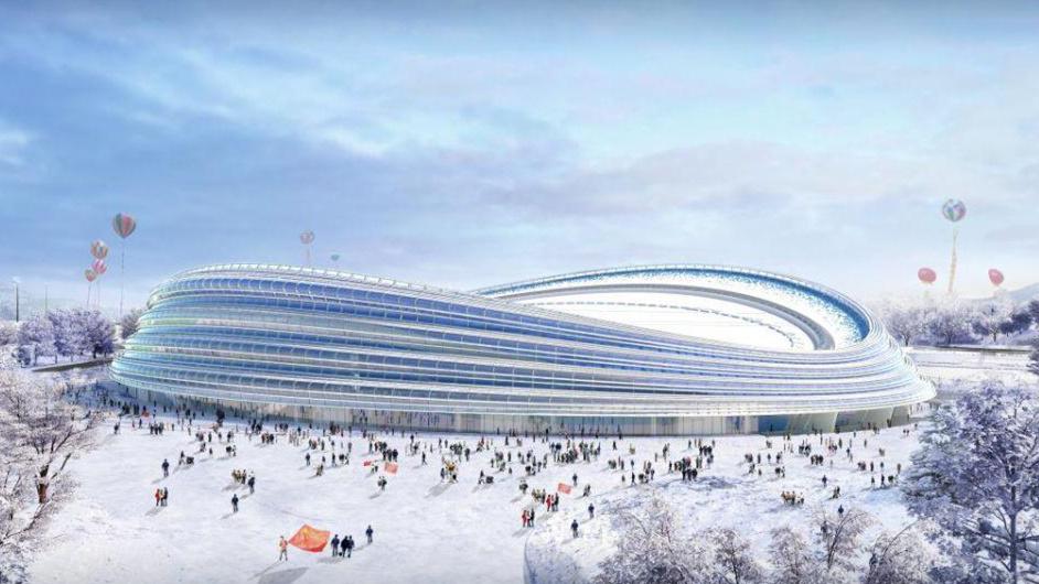 瞰中國|冬奧的腳步近了