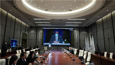 北京冬奧會和冬殘奧會2021年世界轉播商大會召開