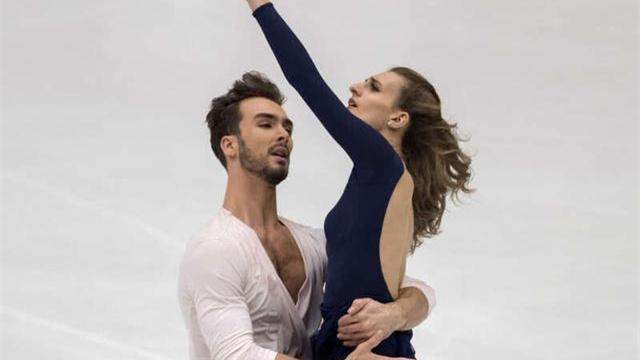走近冬奧|中國是福地,期待回到北京參加冬奧——專訪法國冰舞世界冠軍西澤龍