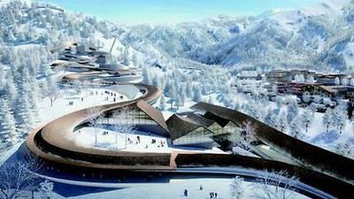 北京冬奧會延慶賽區開展交通專項演練測試