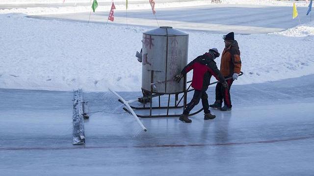 從6到135!這座東北城市7年間冰場多了20多倍