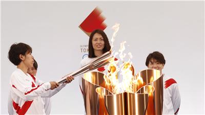 火炬傳遞開始對東京奧運會意味著什麼?