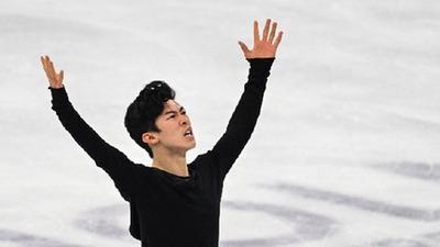 陳巍5個四周跳奪花滑世錦賽三連冠 羽生結弦獲銅牌