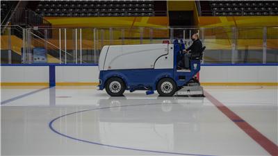 走近冬奧|冬奧北京賽區各冰上競賽場館完成制冰迎測試活動