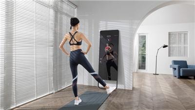 還在跑步機上悶頭跑?你落伍了——從2021中國體博會看健身新動向