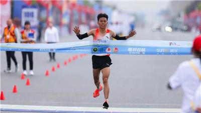 2021全國半程馬拉松錦標賽四川眉山啟動