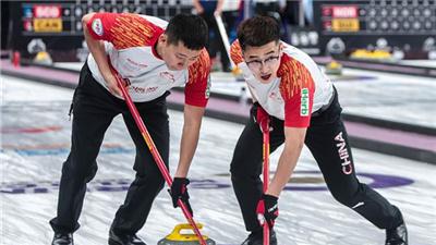 走近冬奧|2021年男子冰壺世錦賽中國不敵瑞典