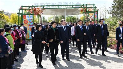走近冬奧|上海合作組織秘書長及相關國駐華使節代表盛讚北京冬奧會籌辦工作
