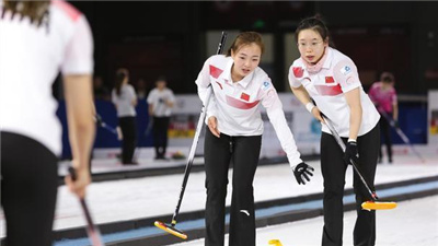 女子冰壺世錦賽:俄羅斯協會隊率先鎖定北京冬奧席位 中國隊不敵德國隊遭遇四連敗
