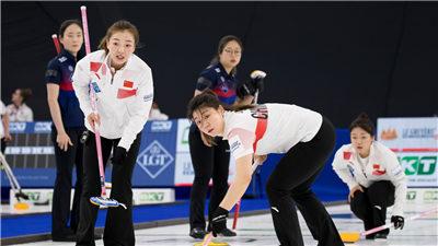 走近冬奧|女子冰壺世錦賽瑞士隊成功衛冕 美國力壓瑞典摘銅