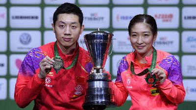 中國乒乓球隊東京奧運會參賽名單正式公布