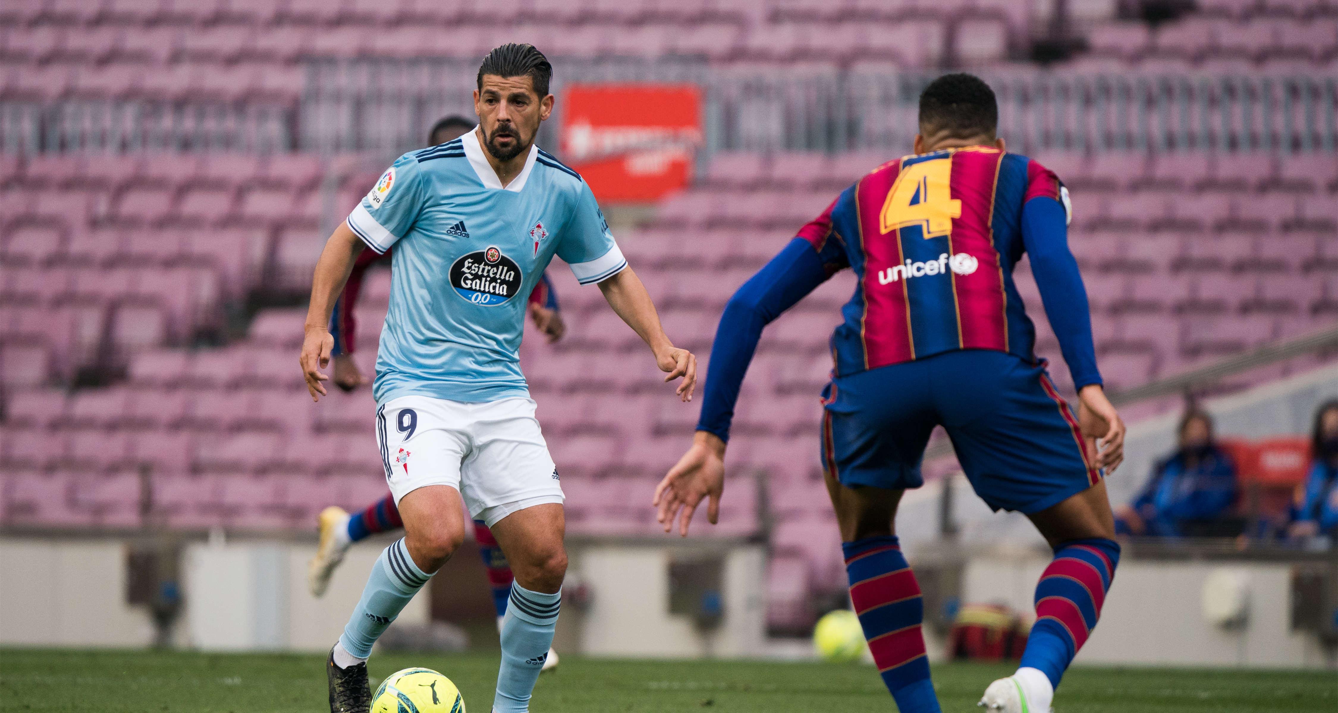 西甲:巴塞羅那不敵塞爾塔