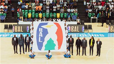 首賽季非洲籃球聯賽在盧旺達開賽