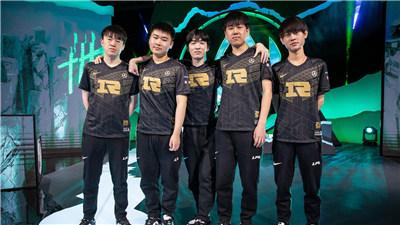 英雄聯盟季中冠軍賽:RNG晉級四強