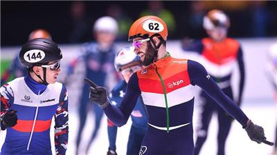 荷蘭短道速滑名將克奈格特:北京冬奧會是最大目標