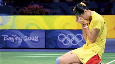 職業生涯無遺憾 看好陳雨菲東京奧運奪冠