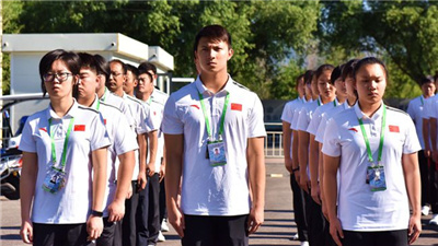 五支國家冰雪集訓隊入駐北京冰上項目訓練基地備戰北京冬奧會