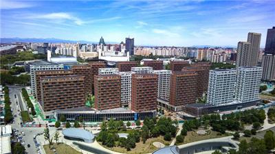走近冬奧|北京冬奧村全面完工並交付北京冬奧組委使用
