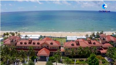 全球連線   全運會衝浪決賽在海南萬寧開幕