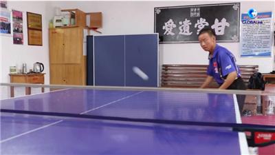 全球連線   農民陳長林的三個乒乓球願望