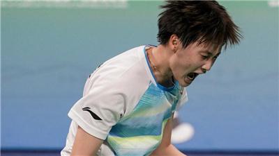 陳雨菲成功衛冕羽毛球女單冠軍