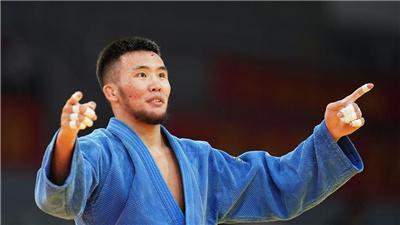 全運會柔道比賽第二日 內蒙古包攬男子3金
