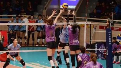 女排成年組天津遼寧上海完勝 衛冕冠軍江蘇三連勝
