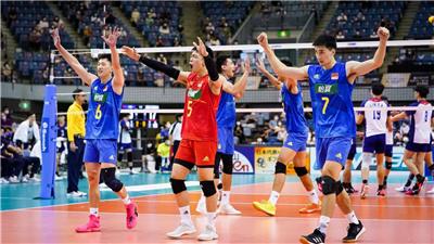 男排亞錦賽伊朗隊成功衛冕 中國隊獲世錦賽資格